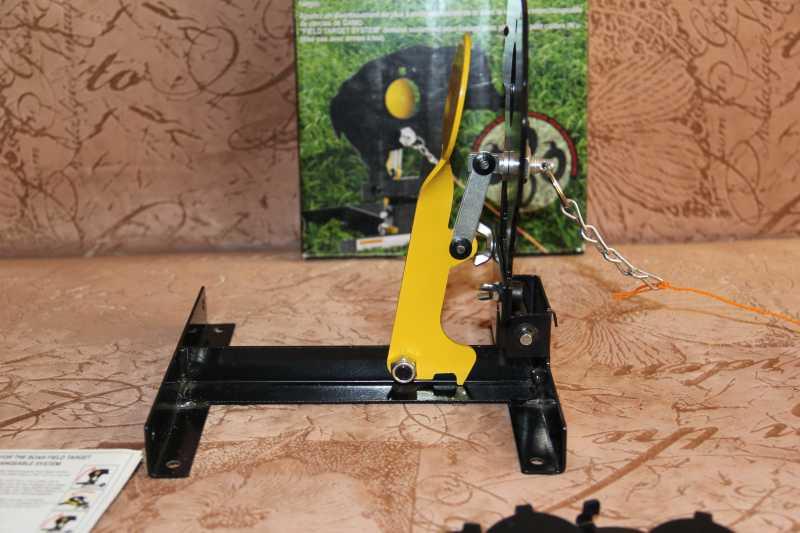 11)Мини обзор кабана от Гамо