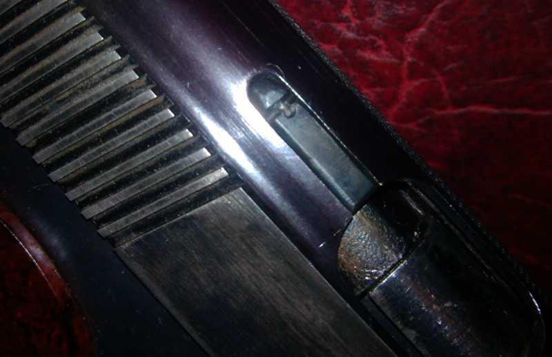 9)Внешний тюнинг пневматического пистолета МР-654К (МР-654К UPGRADE - external improvement)