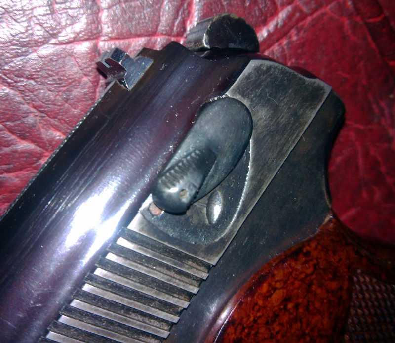 8)Внешний тюнинг пневматического пистолета МР-654К (МР-654К UPGRADE - external improvement)