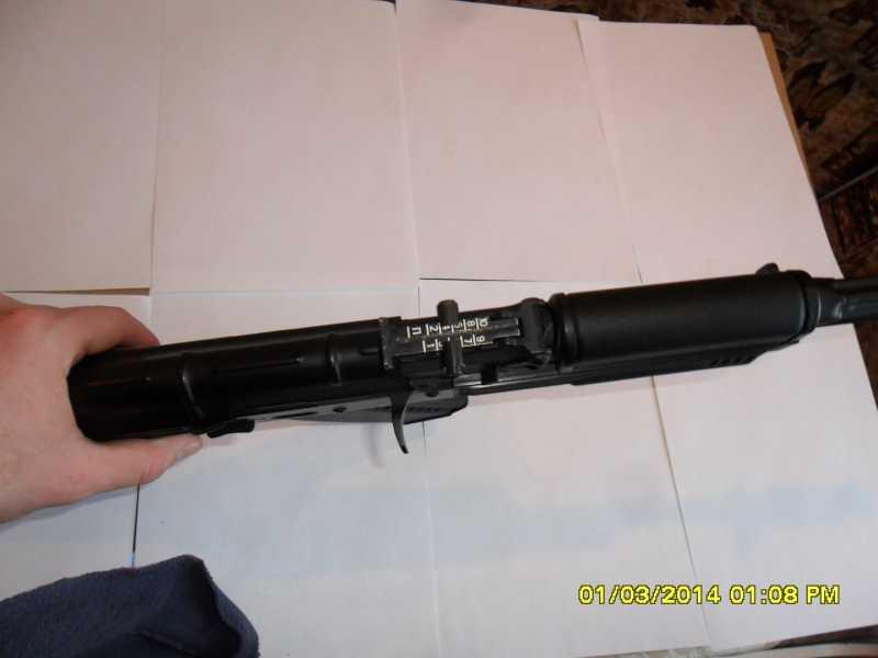 4)знакомство CM040 AKS-74M