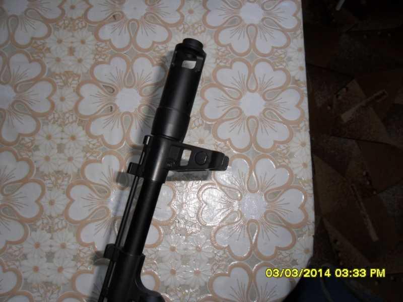 5)знакомство CM040 AKS-74M