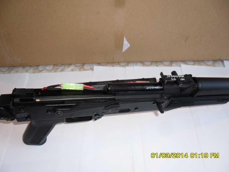 7)знакомство CM040 AKS-74M