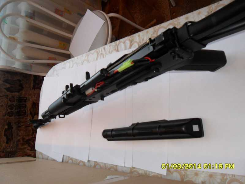 8)знакомство CM040 AKS-74M
