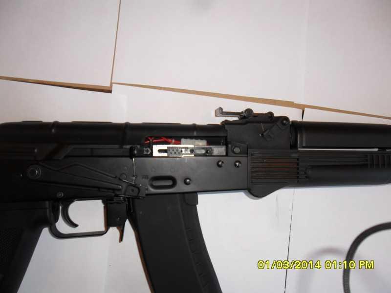 9)знакомство CM040 AKS-74M