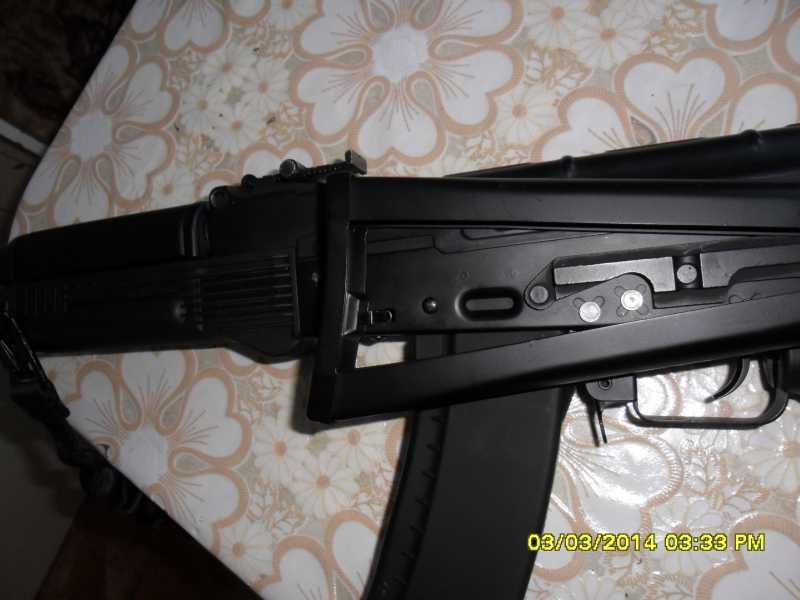 15)знакомство CM040 AKS-74M
