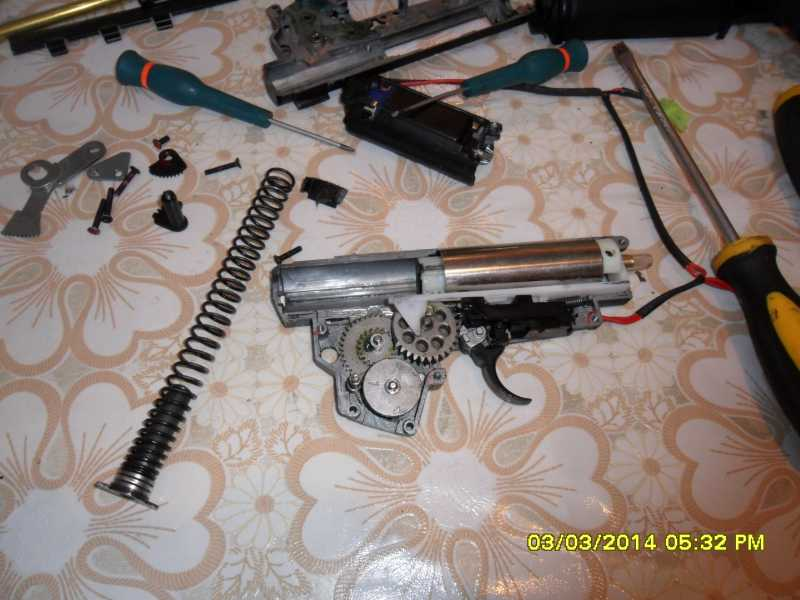 12)знакомство CM040 AKS-74M