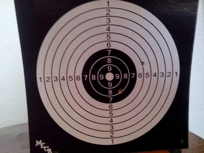 7)Стрельба с ASG Dan Wesson 6
