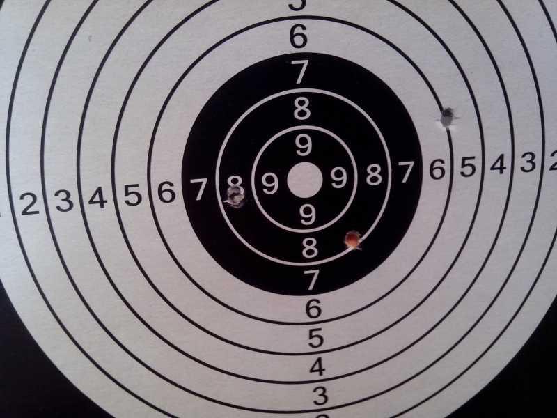 8)Стрельба с ASG Dan Wesson 6