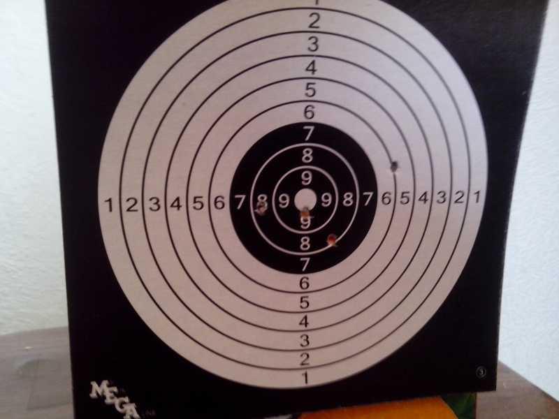 9)Стрельба с ASG Dan Wesson 6