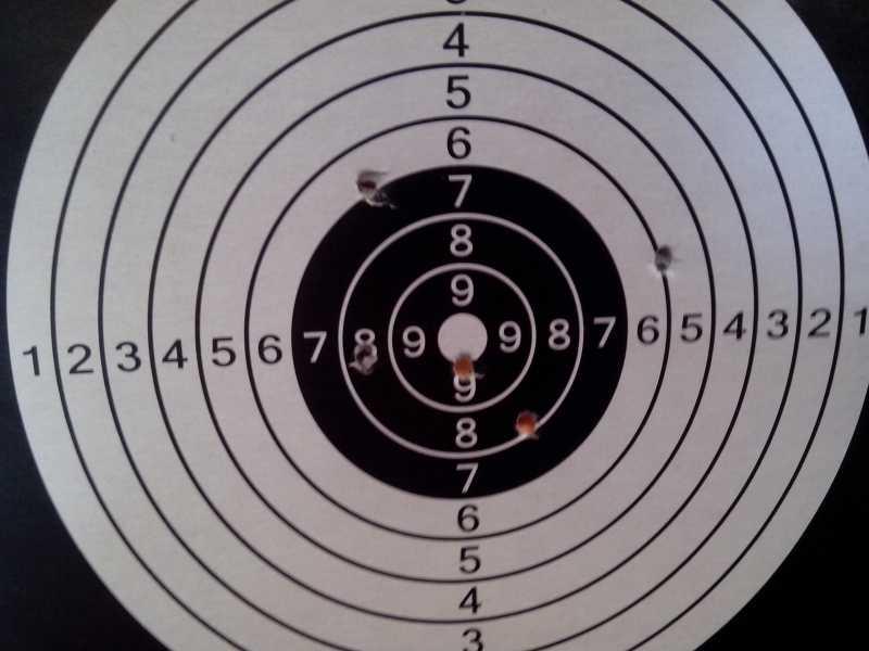 10)Стрельба с ASG Dan Wesson 6