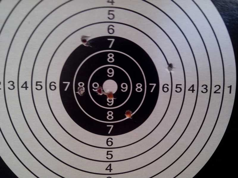 11)Стрельба с ASG Dan Wesson 6