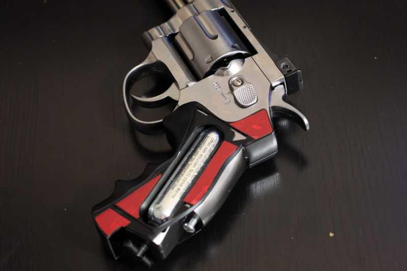 5)Изгнание бесов из Dan Wesson 6