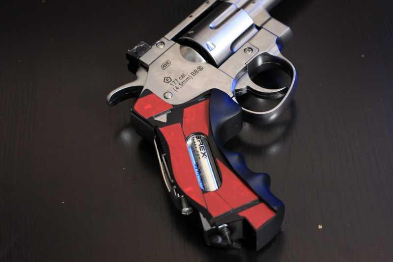 7)Изгнание бесов из Dan Wesson 6