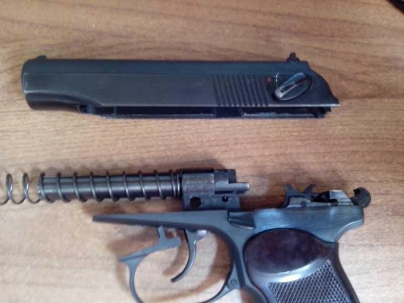 6)неполная-полная разборка MP654K-32