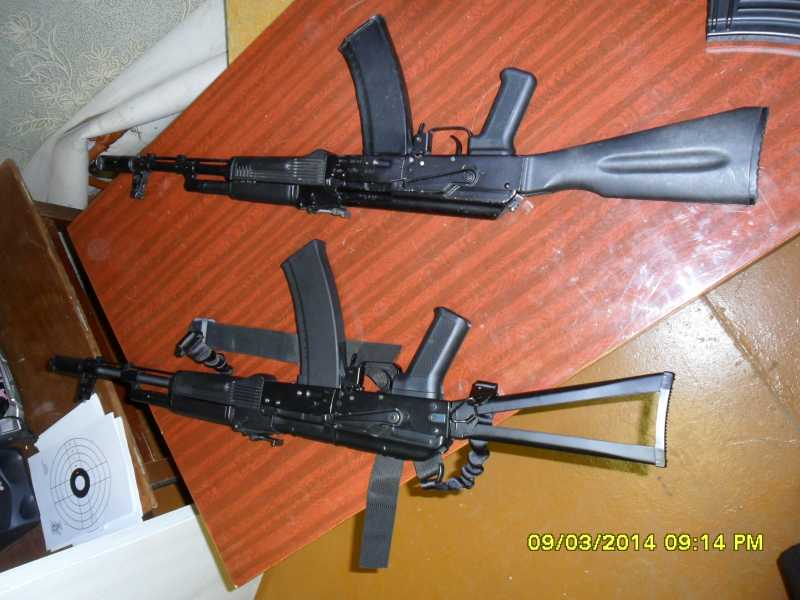 18)знакомство CM040 AKS-74M