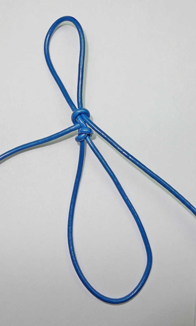 14)Некоторые особенности плетения темляков.
