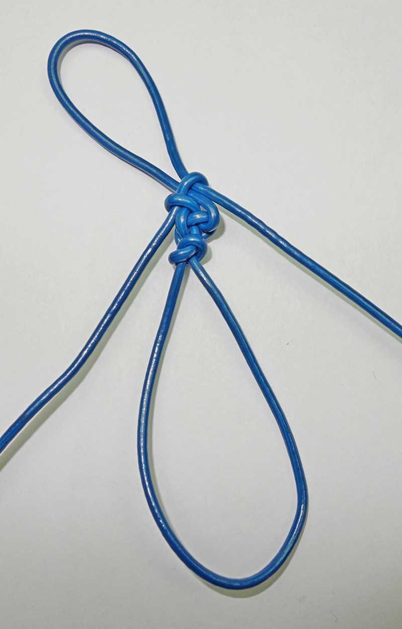 18)Некоторые особенности плетения темляков.