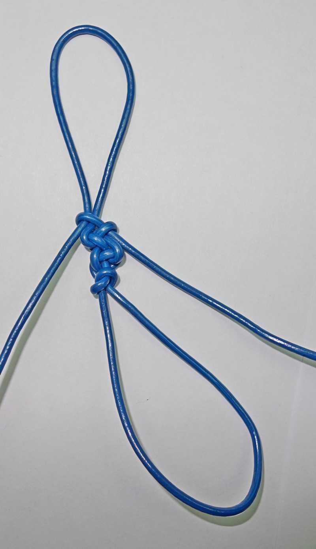 20)Некоторые особенности плетения темляков.