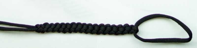 28)Некоторые особенности плетения темляков.