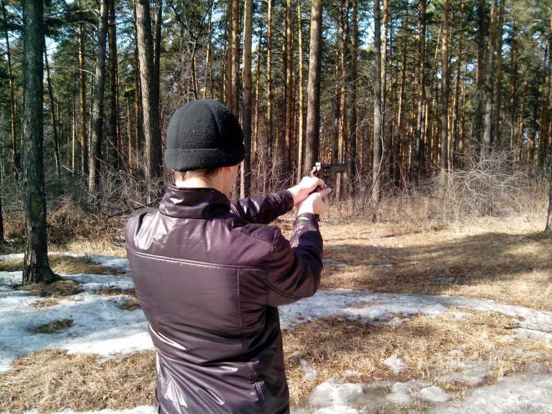 5)Открытие сезона стрелялок