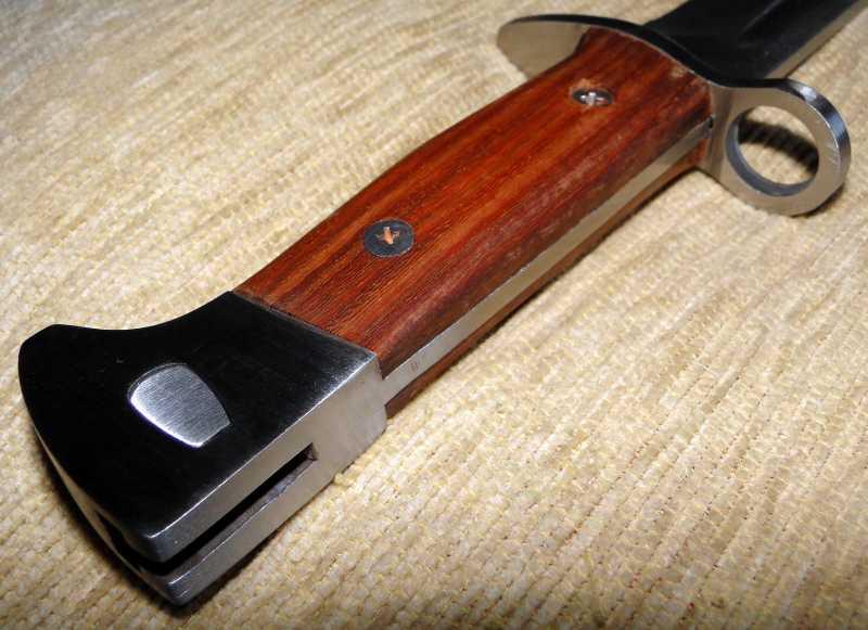 7)Нож АК-47 от Viking - обзор.
