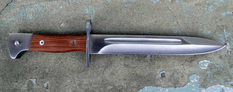 8)Нож АК-47 от Viking - обзор.