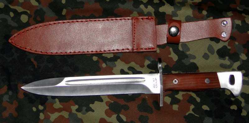 1)Нож АК-47 от Viking - обзор.