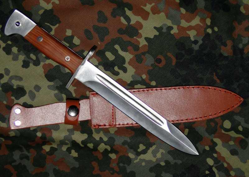 2)Нож АК-47 от Viking - обзор.
