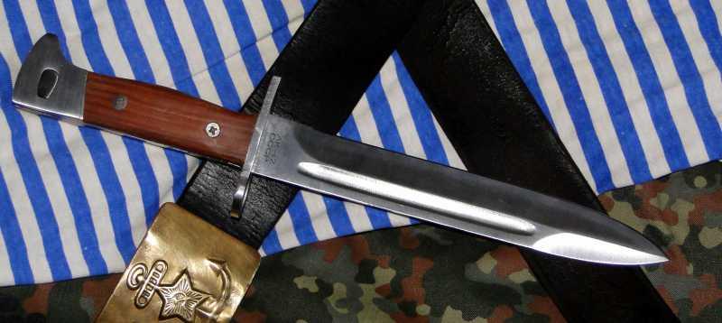 11)Нож АК-47 от Viking - обзор.