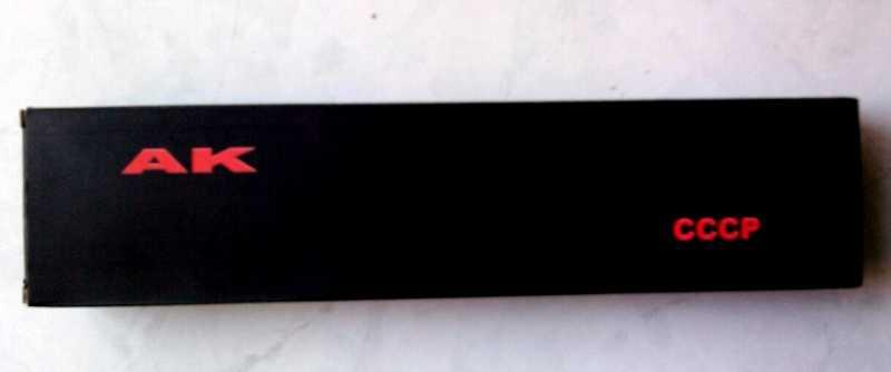 4)Нож АК-47 от Viking - обзор.