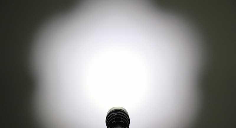 6)Обзор фонаря TrustFire TR-J18