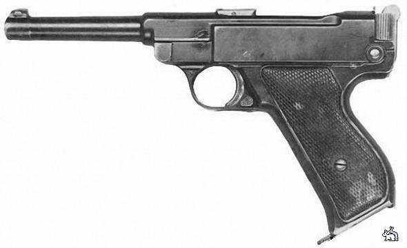 4)варианты пистолета ТТ
