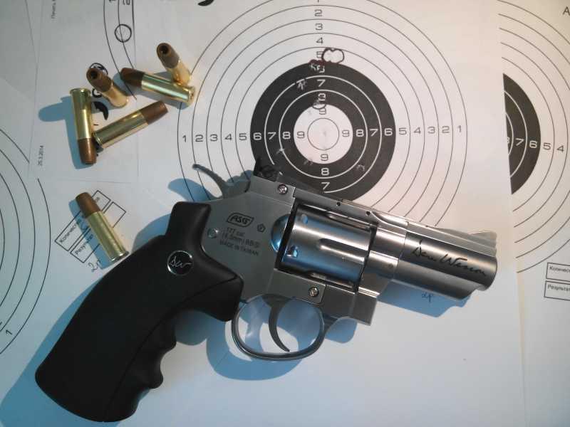 5)Знакомство с ASG Dan Wesson 2.5