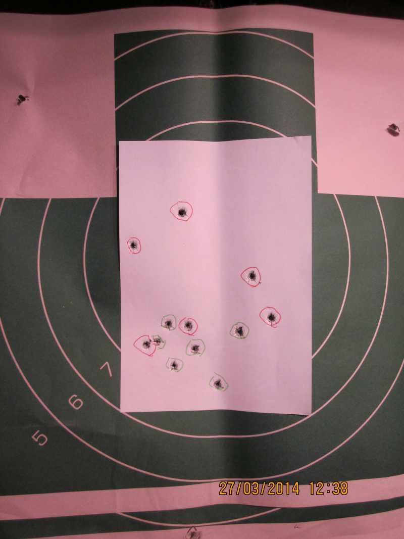 12)стрельба из ПБ и РСА