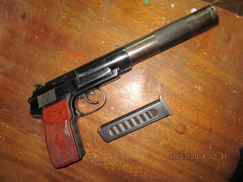 15)стрельба из ПБ и РСА