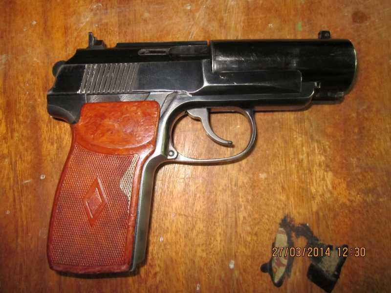 18)стрельба из ПБ и РСА