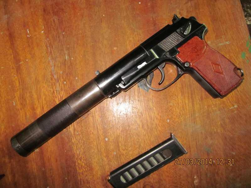 2)стрельба из ПБ и РСА