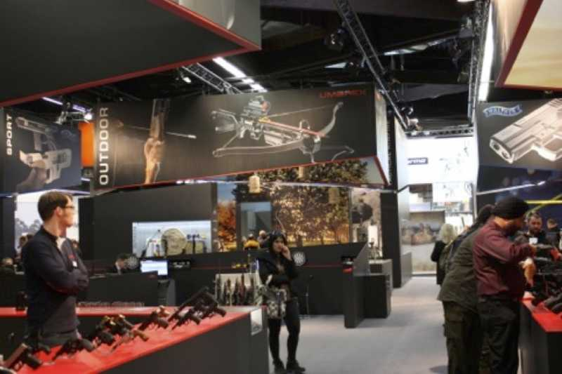 5)Путешествие на выставку. Часть II: выставка в Нюрнберге