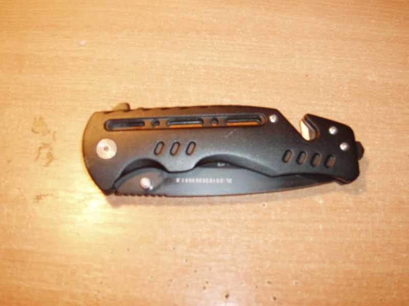 1)Китайский складной нож