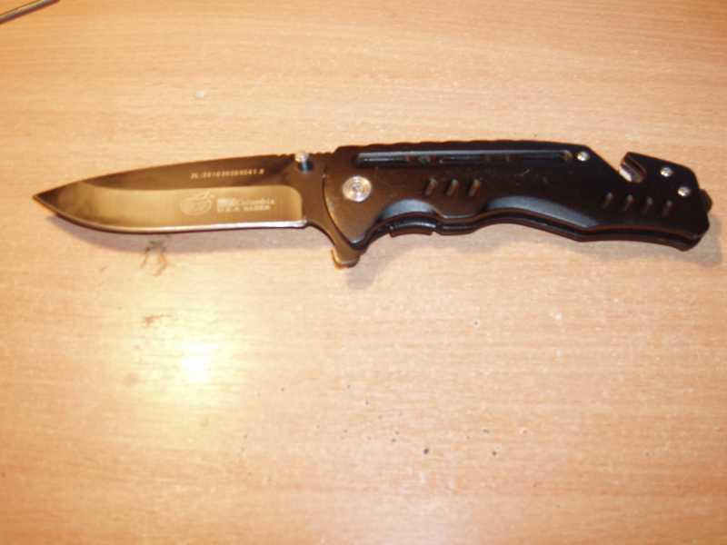 3)Китайский складной нож