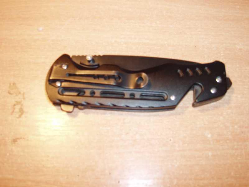 2)Китайский складной нож