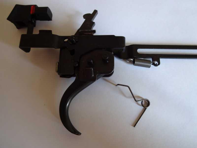 5)Спусковой механизм Hatsan Striker 1000S, или так ли страшен черт, как его малюют.