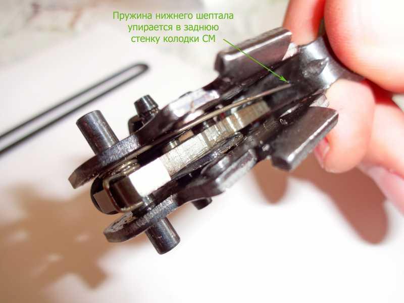 12)Спусковой механизм Hatsan Striker 1000S, или так ли страшен черт, как его малюют.