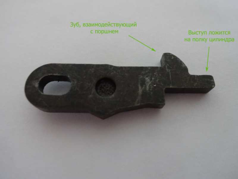 9)Спусковой механизм Hatsan Striker 1000S, или так ли страшен черт, как его малюют.