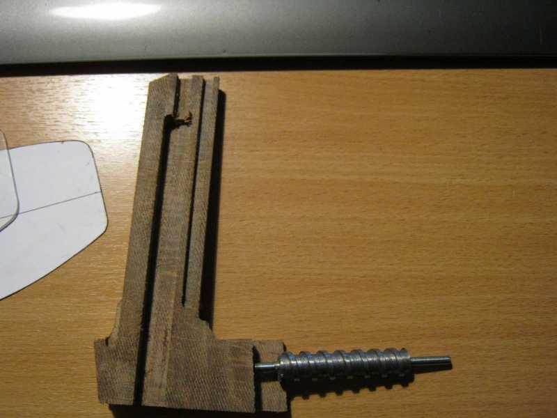 8)Как я делал сам с нуля бункерный магазин на дрозда.