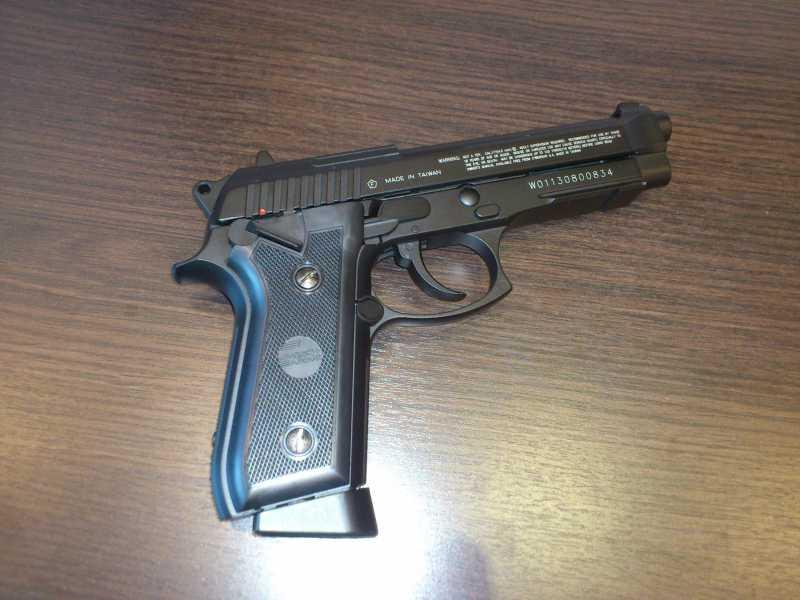 3)Обзор пистолета Swiss Arms P 92