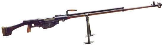 11)Хождение по мукам или неудачная судьба удачной конструкции. (автоматическая винтовка симонова)