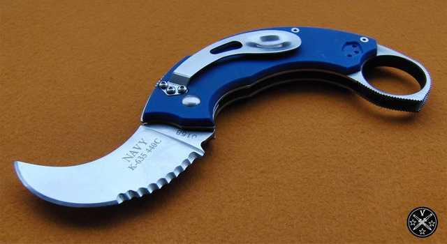 Китайский вариант ножа SNAG