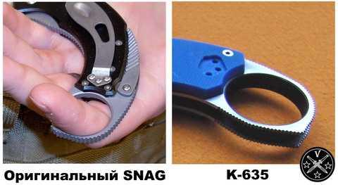Конструкция кольца