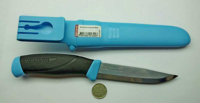 2)Мини-обзор ножа от